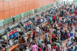 Fluxo de passageiros cresce 4,9% em Alagoas