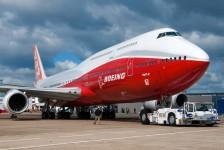 Boeing pode encerrar produção do B747 em 2022