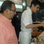 Chef Ricardo Frugoli (Ascom Setur)