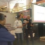 Daniela Martins e Adenauer Goes no Mercado Pinheiros