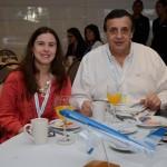 Debora gomide e Mariano Manzano, da Expressions