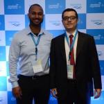 Elton Gonçalves, da Aerolíneas Argentinas, Igor Marinho, da Sky Team