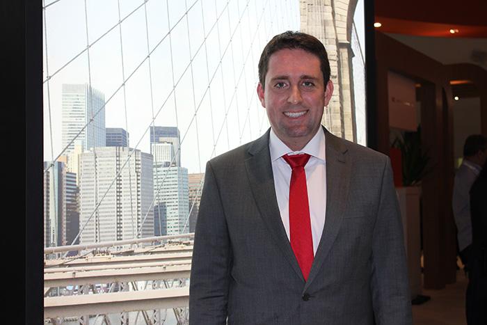 Fabio Camargo, diretor da Delta Air Lines no Brasil