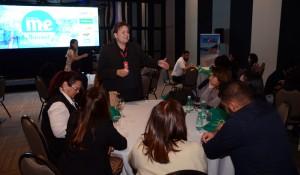 Roadshow M&E: parceiros e agentes trocam conhecimento no Speed Networking; veja fotos