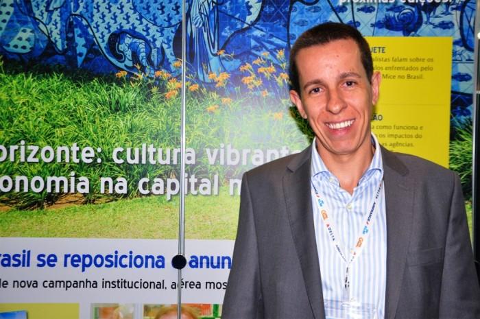 Flávio Louro, diretor da E HTL