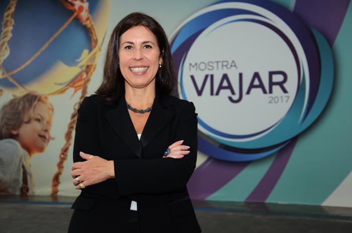 Gisele Lima, idealizadora do evento