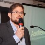 Gonzalo Romero, diretor geral do Brasil Aerolineas Argentinas