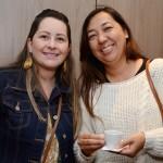 Karina Ramazzini, da Wishes Travel, e Sakura, da Sakura Viagens