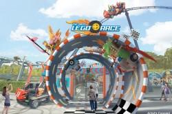 Parques Legoland terão montanhas-russas com realidade virtual