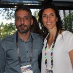 Leonardo Monteiro e Paula Bilenky, da Venturas