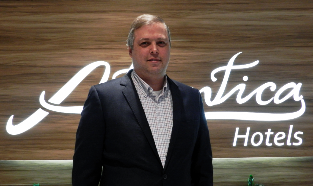 Leonardo Rispoli, novo vice-presidente de Vendas e Marketing da Atlantica Hotels