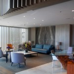 Lobby do Mio Barra Hotel
