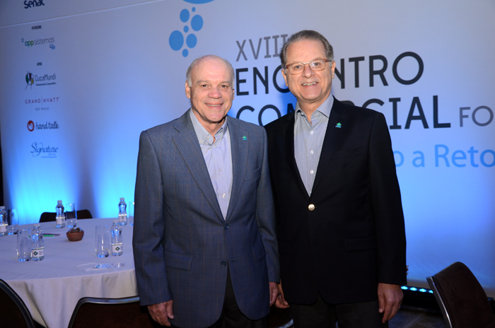 Manuel Gama e Orlando Souza, do FOHB