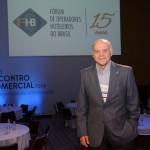 Manuel Gama, presidente do Fohb