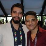 Marcos Oregana e Leonardo Nascimento, da Primetour