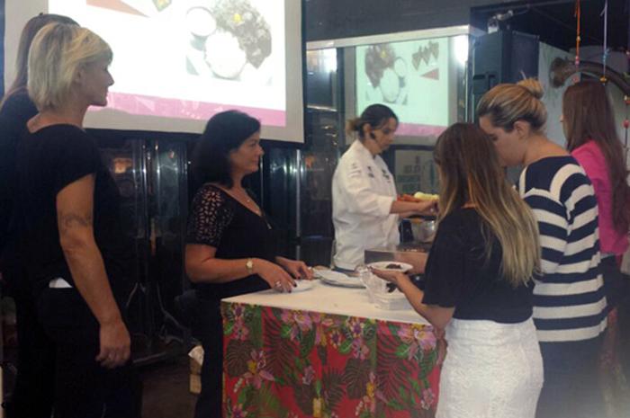 Mercado de Pinheiros recebeu uma parte da programação da Fita em São Paulo