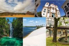 Novo Mapa Turístico do Brasil tem 3.285 municípios em 328 regiões