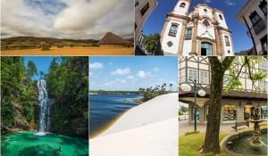 Ministério do Turismo abre prazo para atualização do Mapa do Turismo