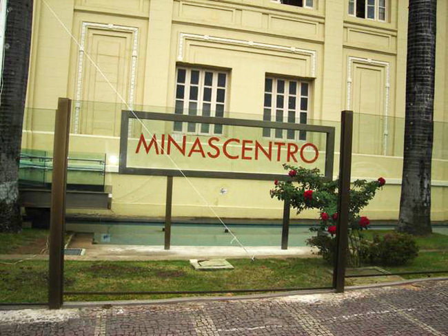 O complexo do Minascentro vai passar por reformas