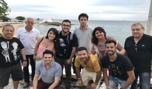 Operadores de turismo internacional visitam Salvador