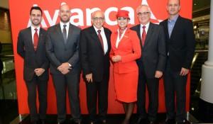 Avianca Brasil comemora 15 anos com show de Daniel Boaventura; fotos