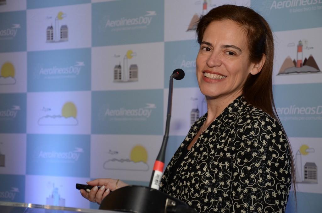 Paula Fariña, da Inprotur