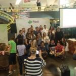 Plestras no Mercado Pinheiros Público (Ascom Setur)
