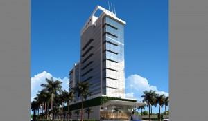 Riviera abre suíte modelo do 1º Hilton Garden Inn do Sul, em Itajaí (SC)