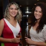 Raquel Rocha e Leticia Mendes, da Planetur
