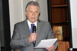 Rene Hermann, diretor da Costa Cruzeiros para a América do Sul