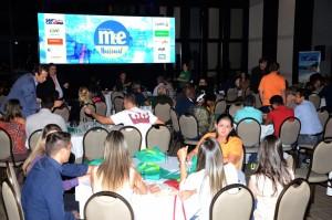 Roadshow M&E Nacional reúne mais de 100 agentes em Brasília