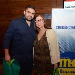 Roberto e Elisa Maria Revorêdo, da Tia Elisa Turismo