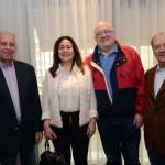 Samir El Ain, da Royale Tur, Maria Caro, da MC, Armindo Zunder, da Check In Travel, Carlos Chehin, da See The World