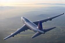 United terá voo retro para aposentadoria do B747