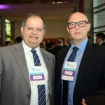 Thiago Pacos e Douglas Moraes, do Sheraton SP WTC Hotel