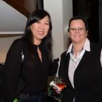 Vania Chang, da VRG Tur, e Rosa Oliveira, da Minhas Férias