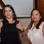 Vanusa Caixeta e Marieni Lobato, da Virtual Turismo