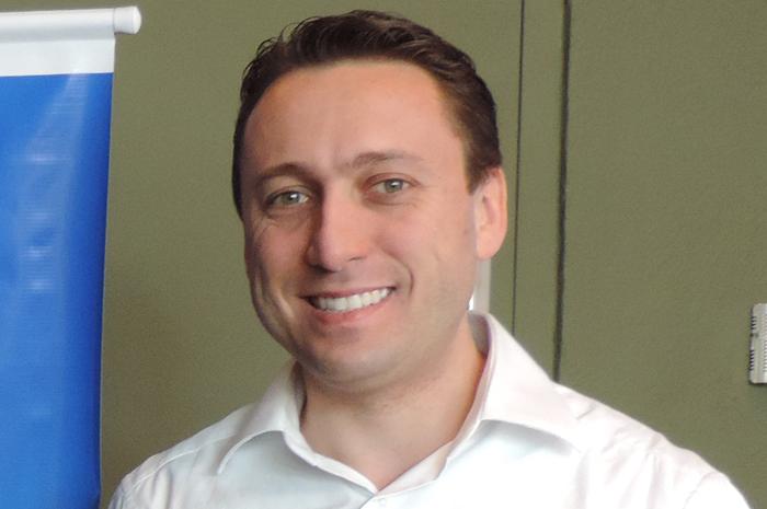 Werner Heilbrun, diretor-executivo da T4W
