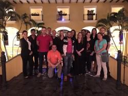 Costa Rica realiza Famtour com dez operadores