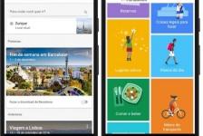 Google Trips ganha versão em português