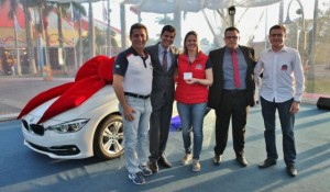 Beto Carrero sorteia BMW 320i