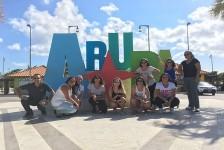 Aruba leva agentes brasileiros para treinamento in loco