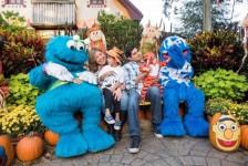 Busch Gardens Tampa tem evento de halloween especial para crianças