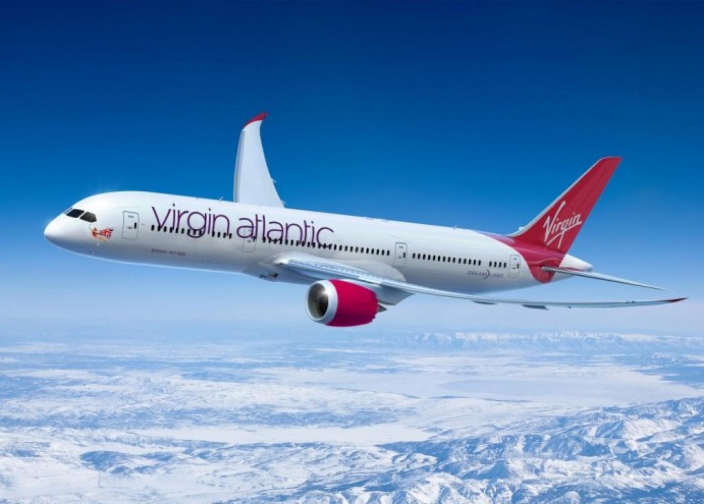 Virgin Atlantic voará entre São Paulo e Londres em 2020