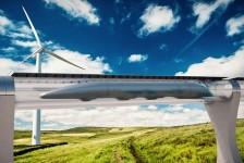 Brasil pode ter 1º Centro de P&D do trem supersônico de Elon Musk