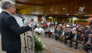 Abertura oficial da Virada Turística Capixaba reúne autoridades em Vitória