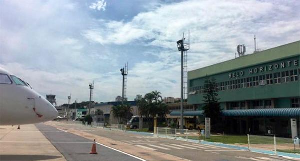 Aeroporto da Pampulha em BH