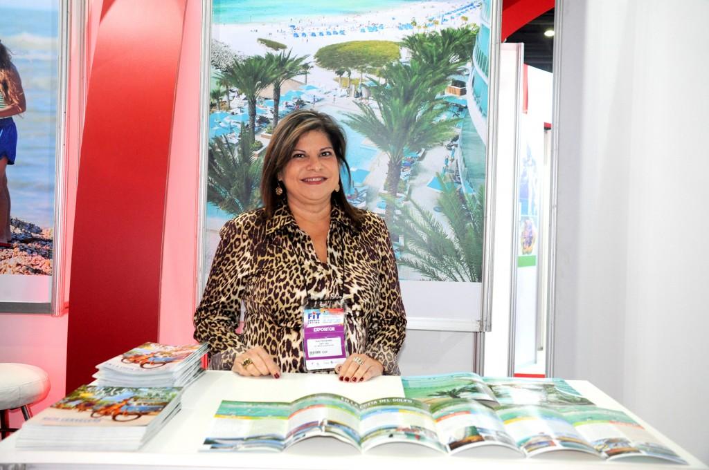 Ana Fernandez, deixou o St Pete/Clearwater CVB