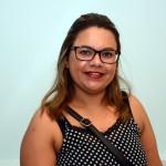 Andreia Oliveira, do Clube Turismo