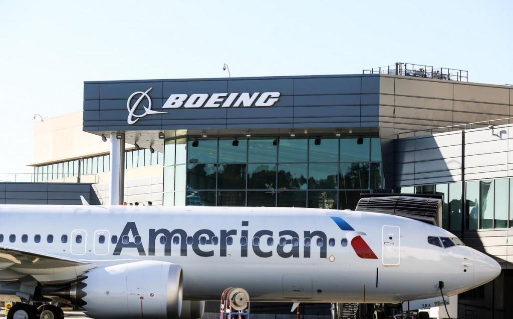 Boeing 737 Max da American Airlines